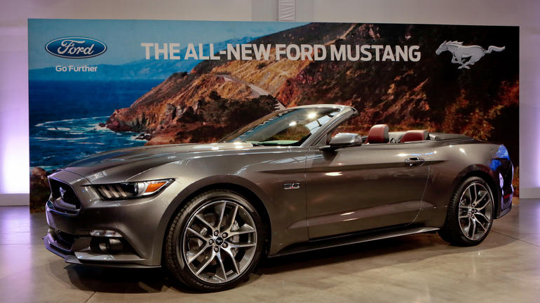 Ford Mustang 2015 Price 2015 Ford Mustang Price